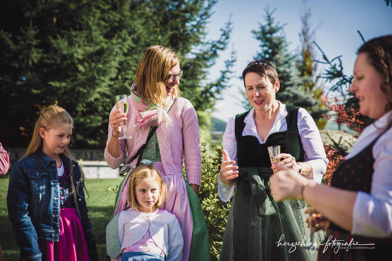 Hochzeit Petra und Hannes Waidmansfeld