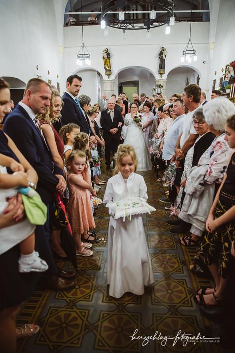 Daniela und Johannes Hochzeit in Grünbach