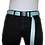 "Thumbnail: 1.5"" Sky Blue Prototype Belt- Black Buckle"