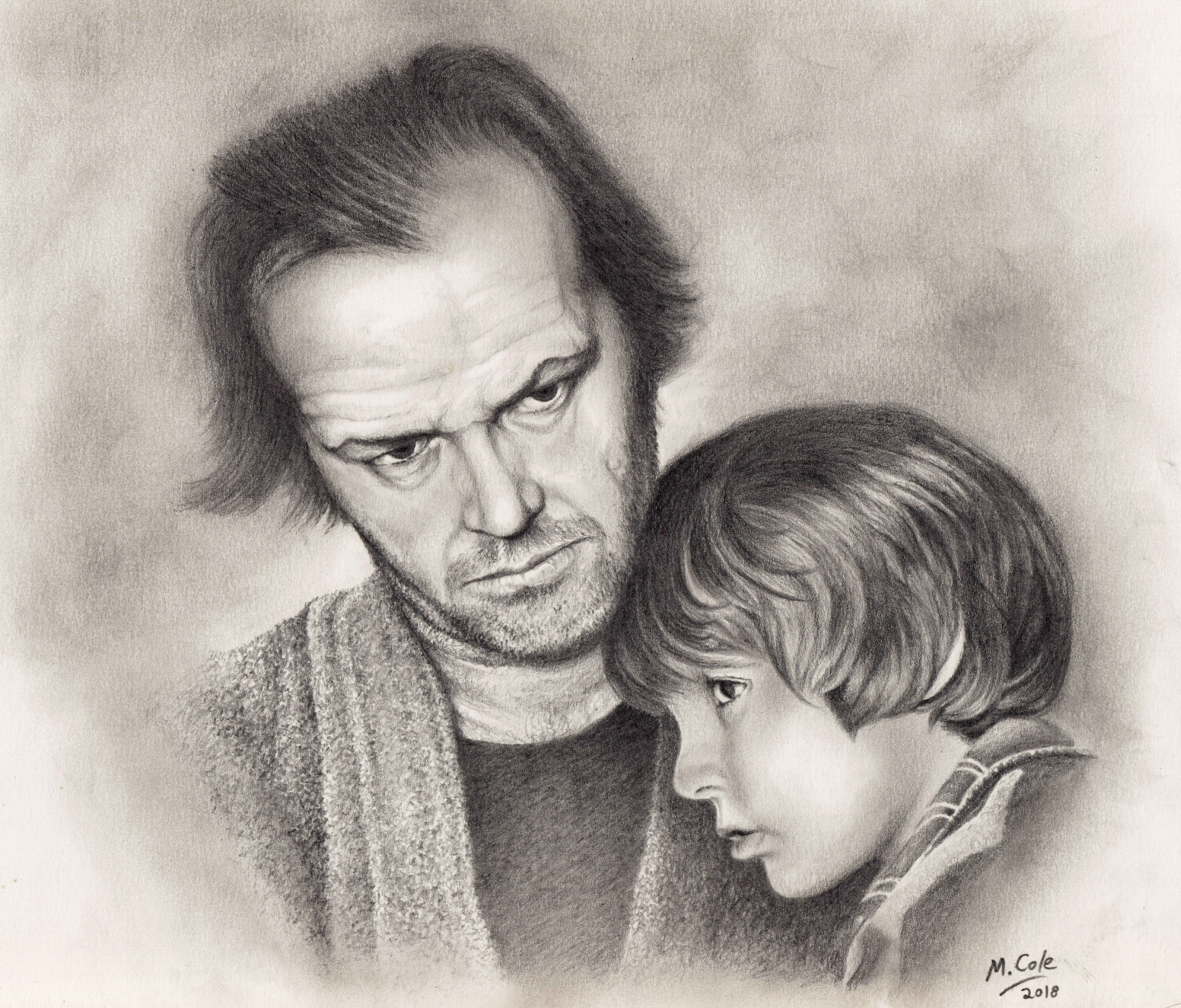 Jack & Danny - The Shining