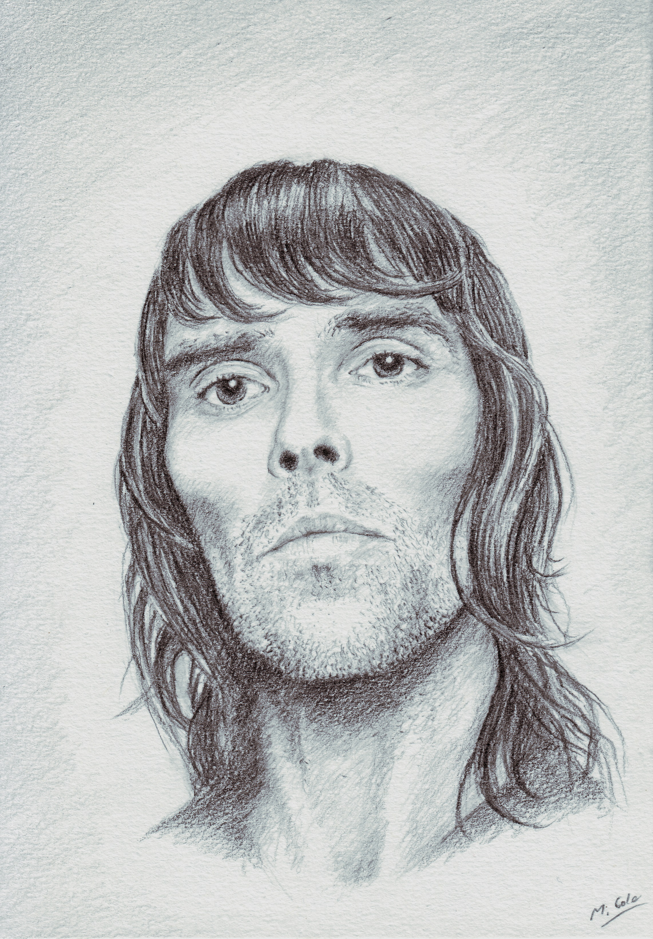 Ian Brown - SOLD