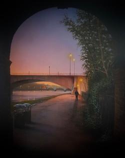 Twickenham Bridge - SOLD