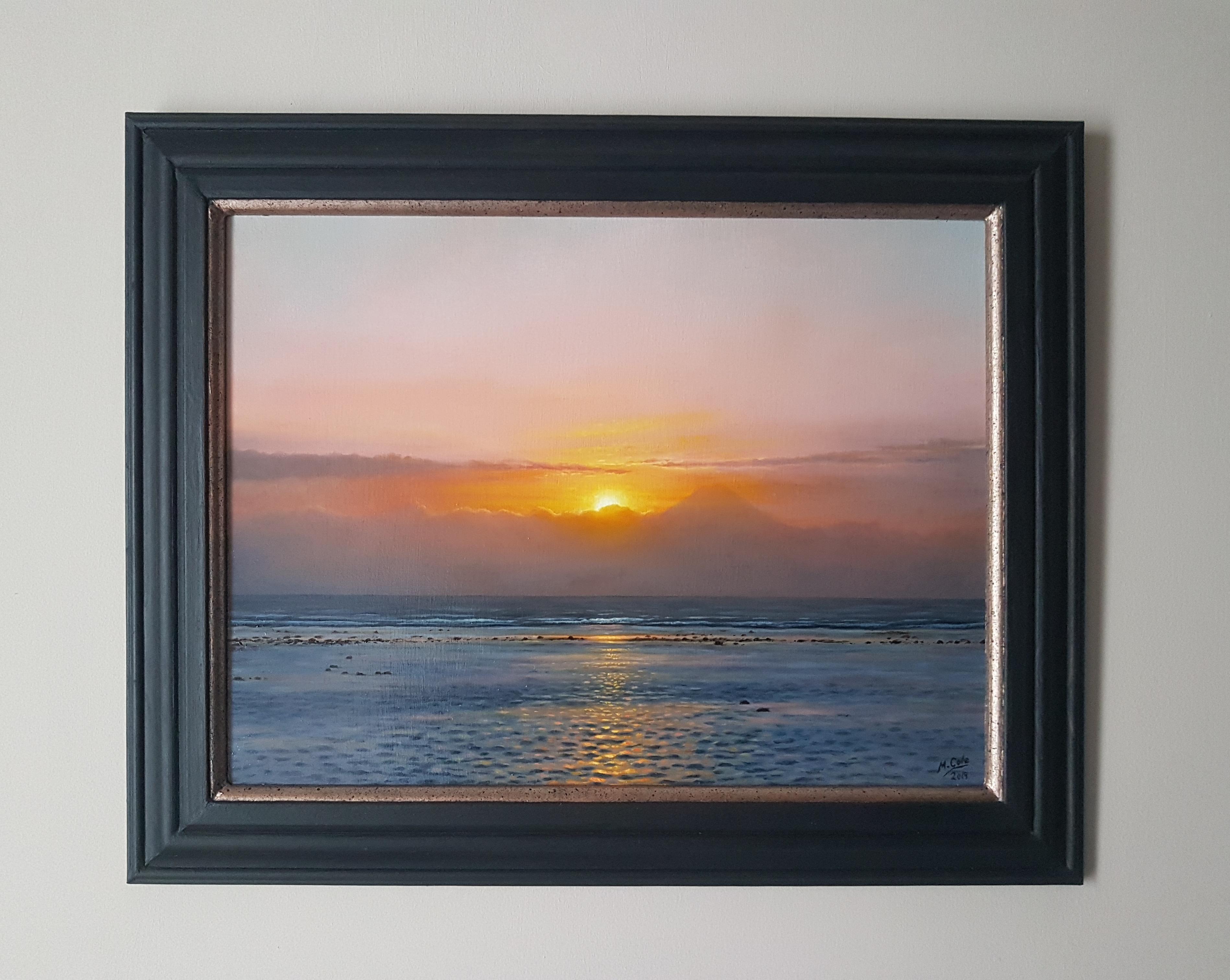 Lombok, framed