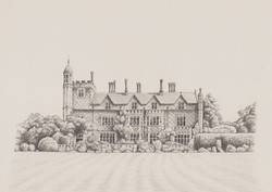 Horsted Place, Sussex - SOLD