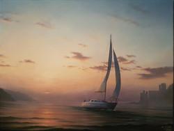 Graham's Boat, Dartmouth - SOLD