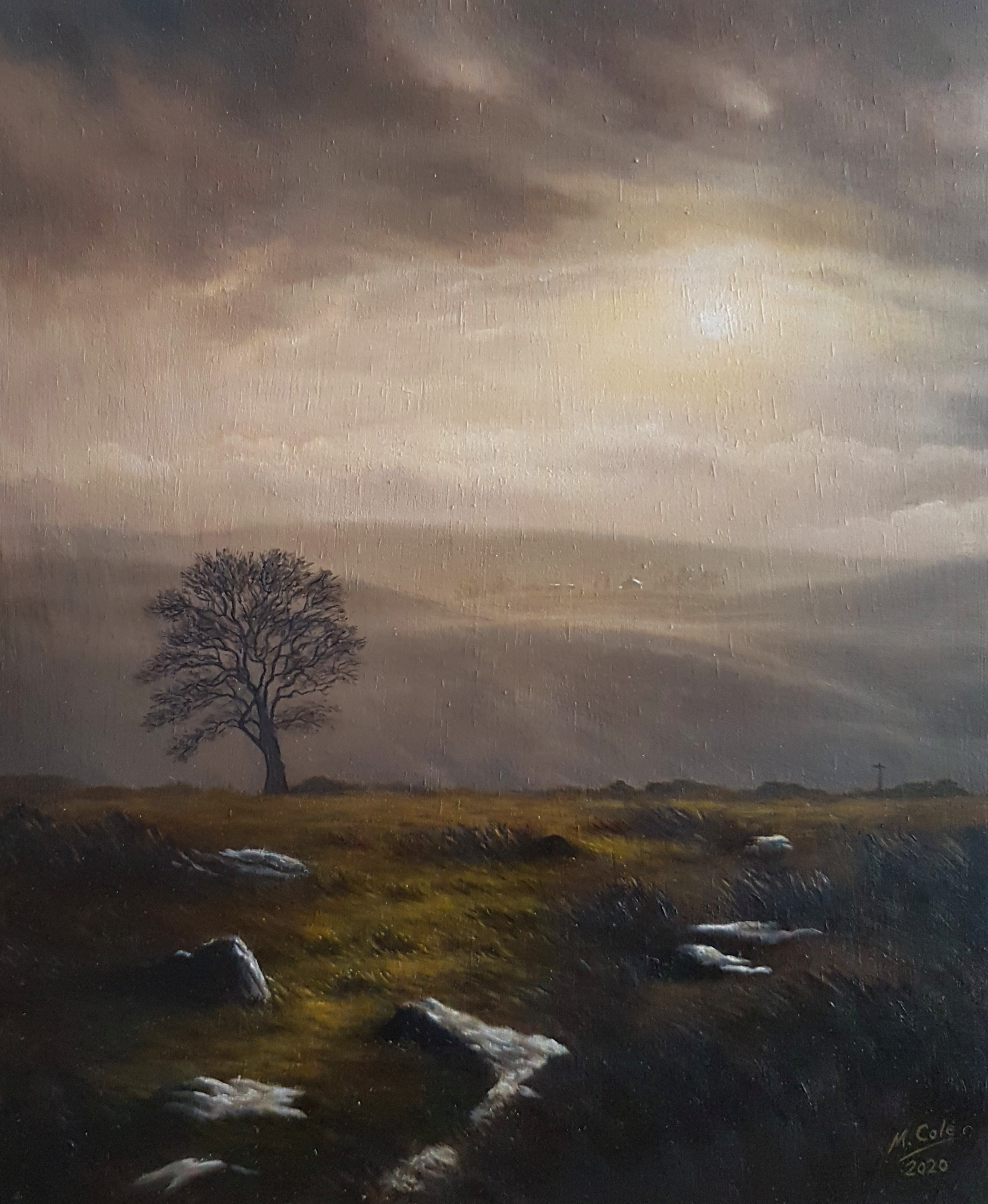 Haworth Moor - SOLD