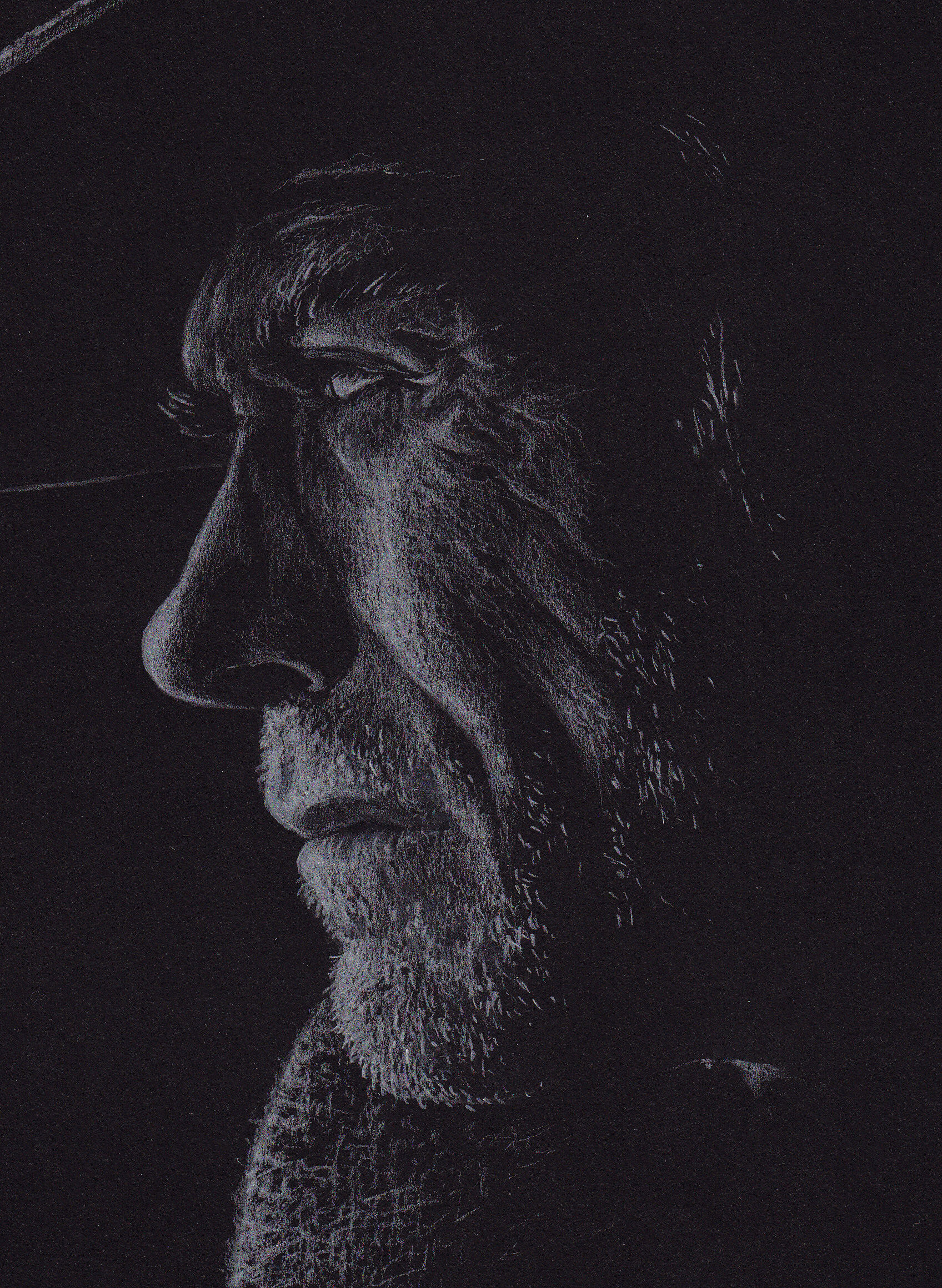 Clint Eastwood - SOLD