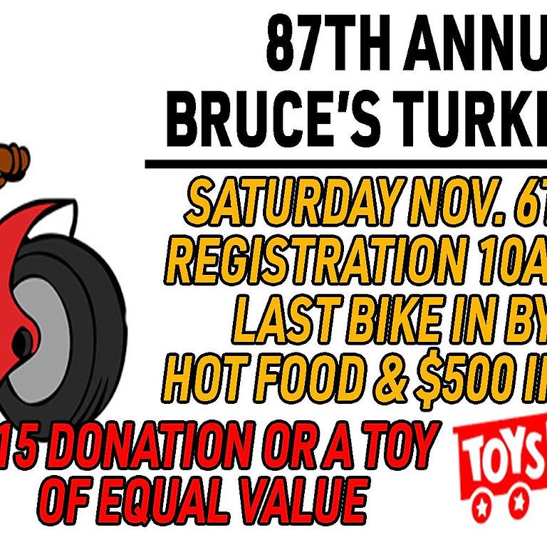 87th Annual Bruce's Turkey Run