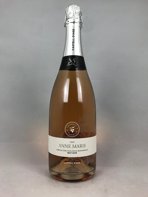 Cava Anne Marie rosat brut 2020