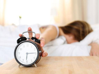 Bad Sleeping Patterns? Read how to improve them