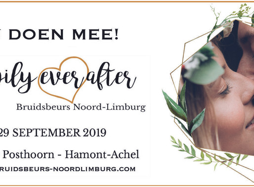 Bruidsbeurs Noord-Limburg 2019