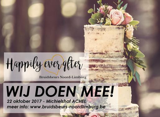 Bruidsbeurs Noord-Limburg 2017