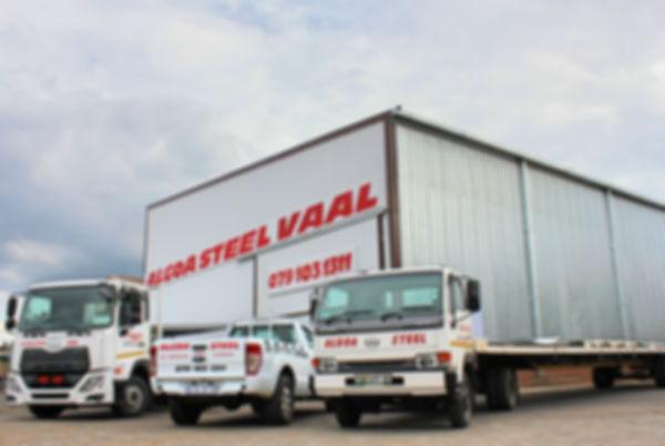 Algoa Steel Vaal