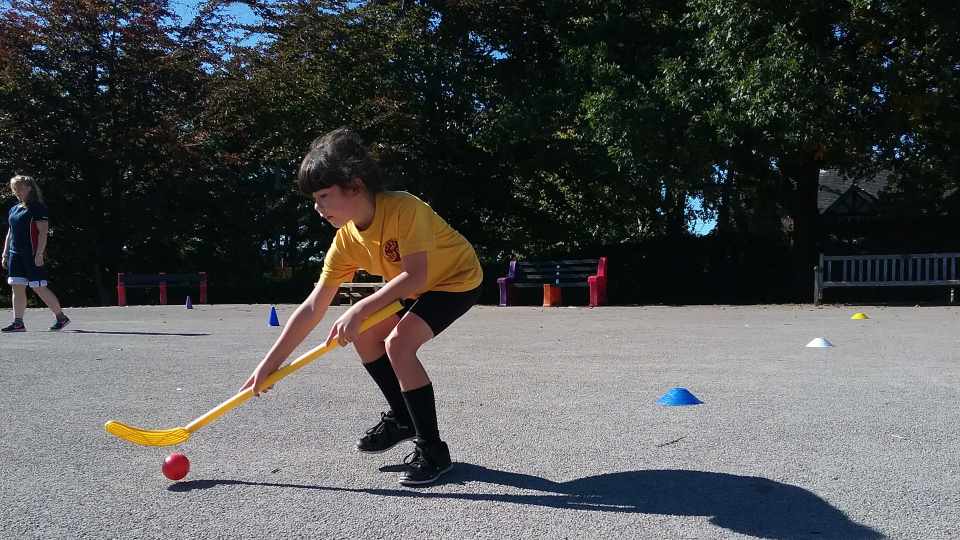 KS2 Inter-house Sports