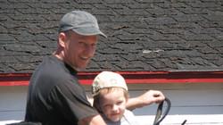 Greg and child