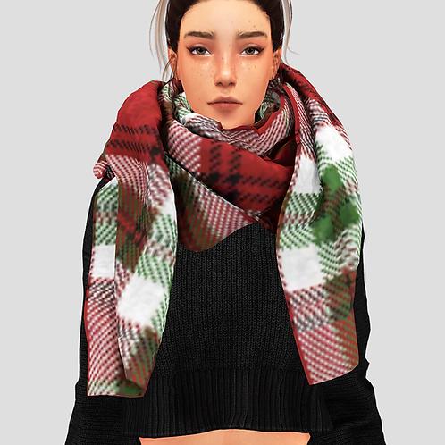 Blanket scarf (unisex)