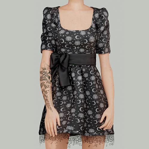 Lace Witch Dress V2
