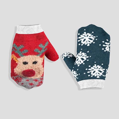 Christmas gloves (unisex)