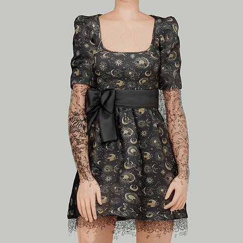 Lace Witch Dress V1