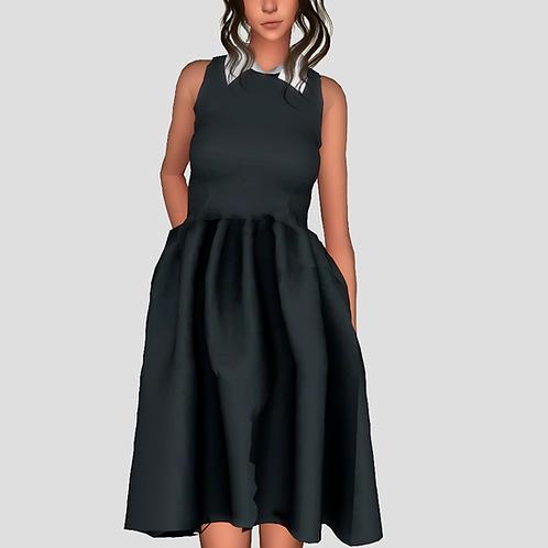 Collar Sweet Dress