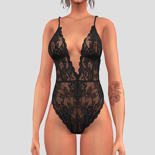 Sweet devotion lace bodysuit