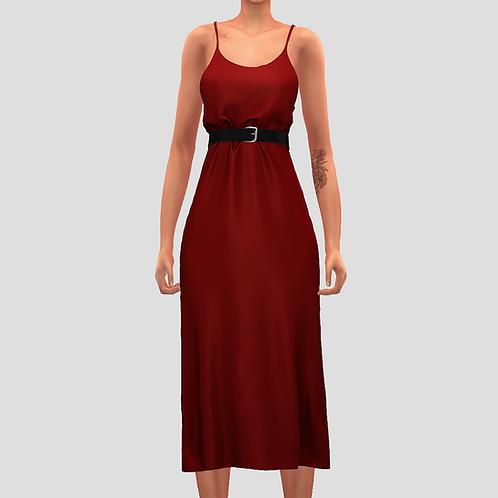 Valentine long dress