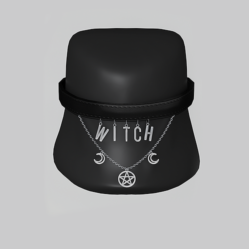 Witch Chain Choker