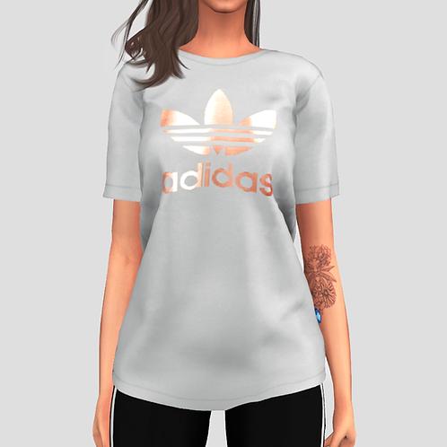 Adidas long tee