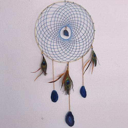 Blue Dreamcatcher (large)