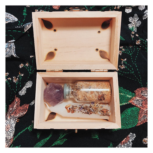 Mini Yuyu Ritual Box