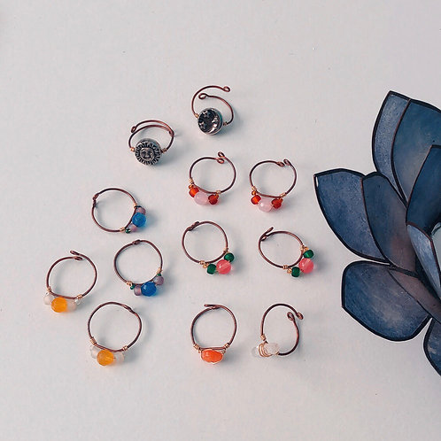 Hecate Rings (price individually)