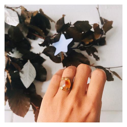 Ana Ring (carnelian)