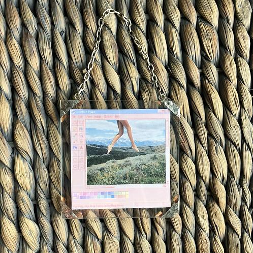 """""""Walking on sunshine"""" collage"""