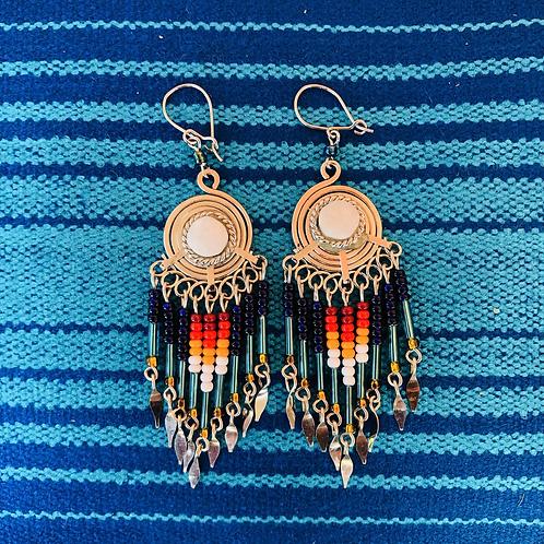 Alpaca Earrings
