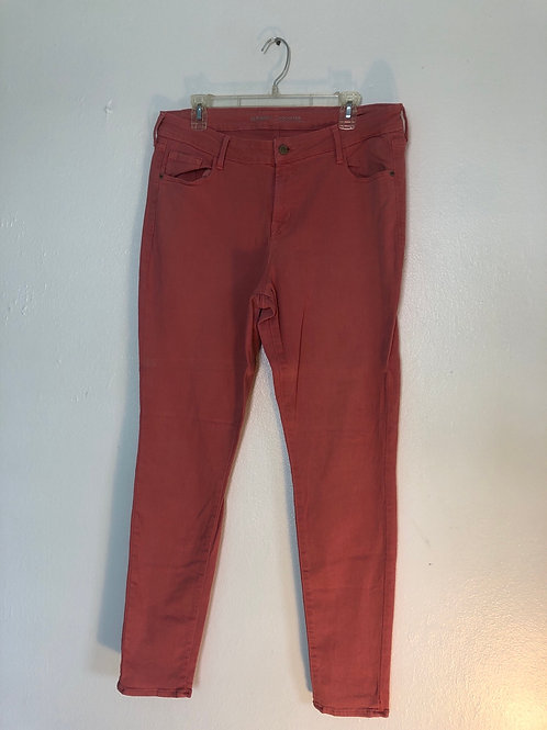 Mid Rise jeans 14