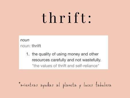 INSTA THRIFT SHOPS: el trend que estábamos esperando