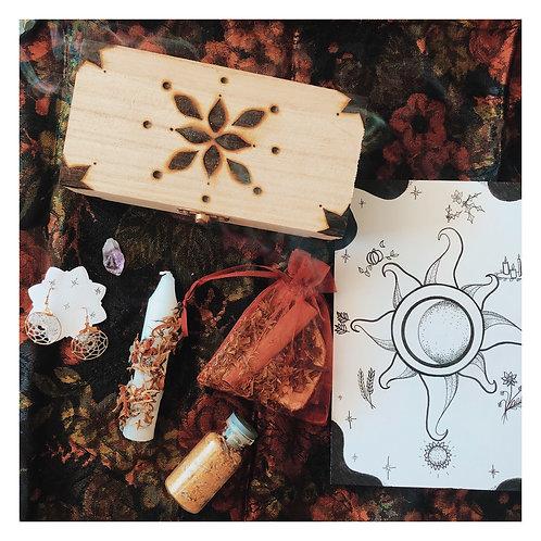 Yuyu Ritual Box: Samhain