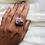 Thumbnail: Tourmaline Rosada Anillo