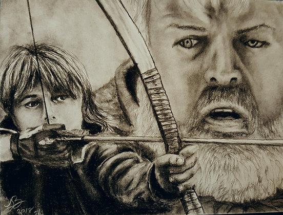 Stark and Hodor