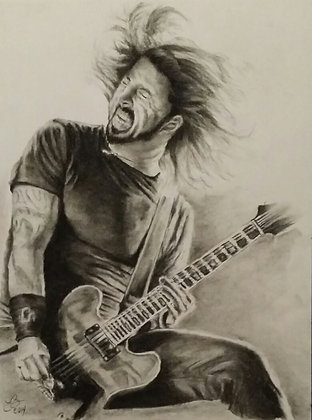 Rock Out - Dave Grohl