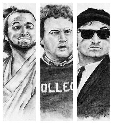 John Belushi Characters