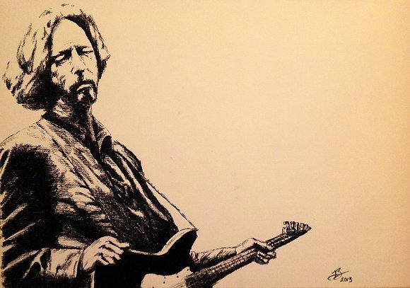 Eric Clapton 2013
