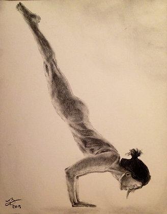 Yoga Pose #1