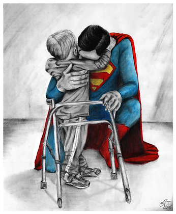 Everyone Needs A Superman