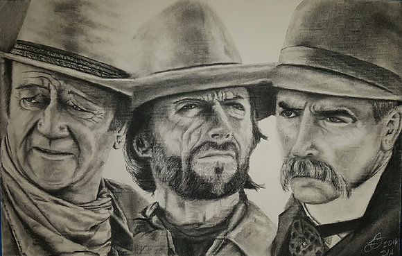 Guards of the Old West