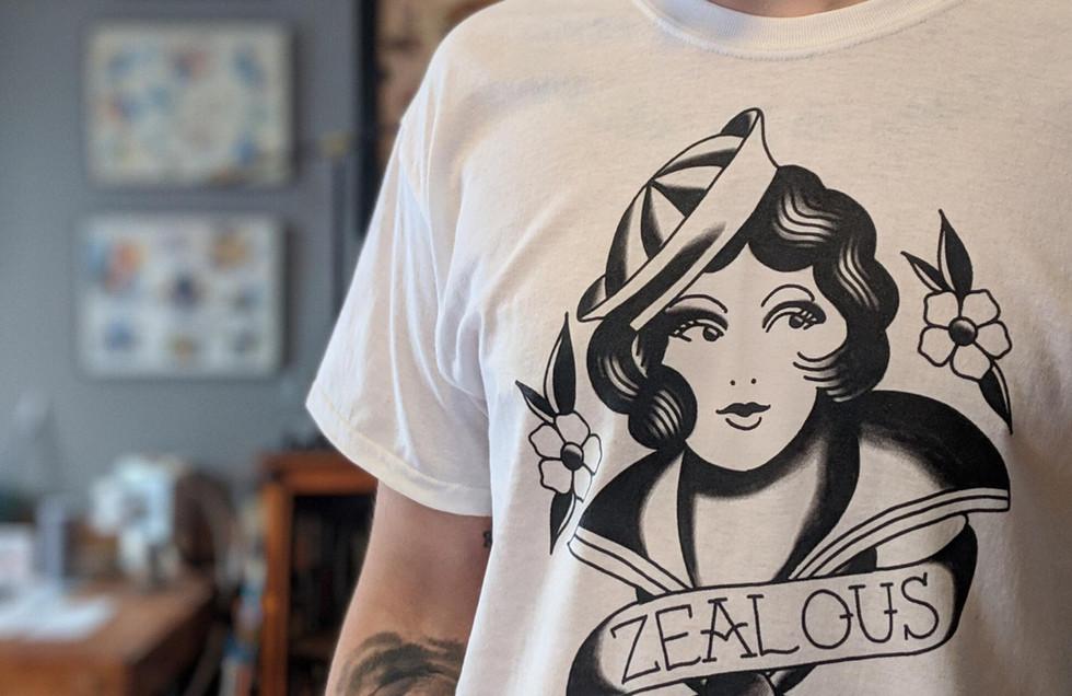 Zealous Sailor Lady
