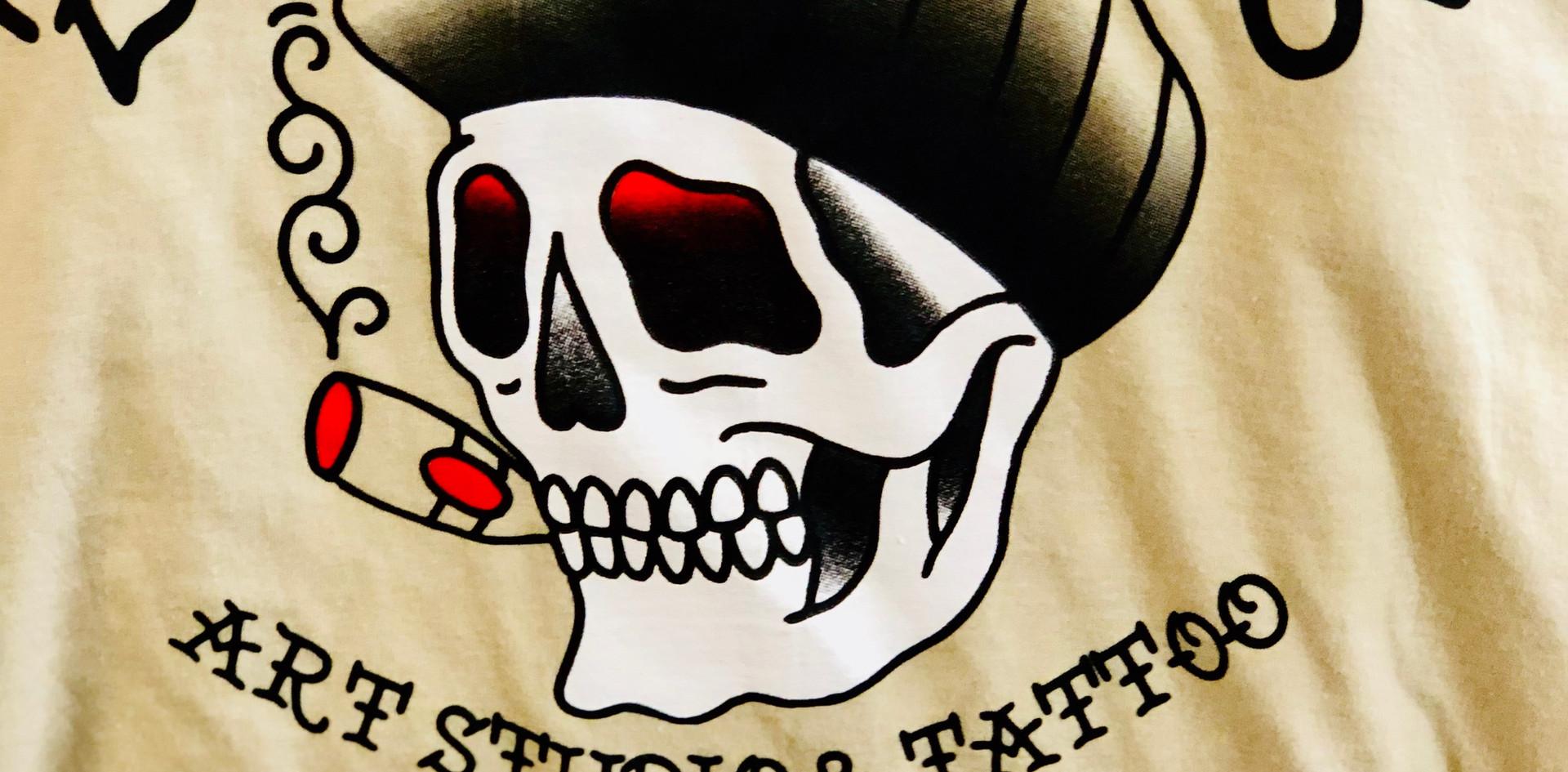 Stogie Skull