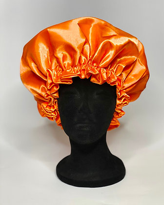 Citrus Blossom Ruffled Bonnet