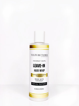 Coconut Swirl Leave-In Hair Whip