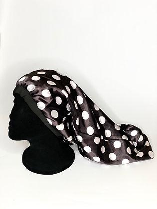 Polka Dot Luxe Bonnet
